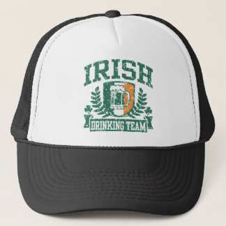 Irish Drinking Team Trucker Hat