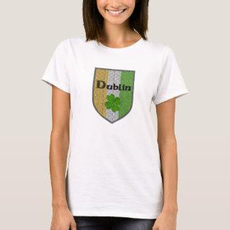Irish Dublin Crest Womens T-shirt