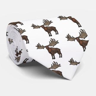 Irish Elk Neck Tie