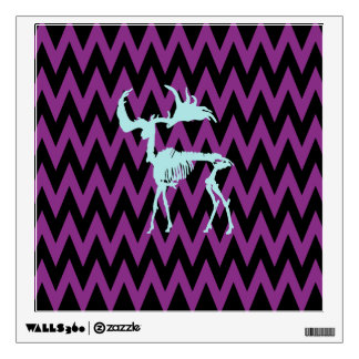 irish elk wall decal