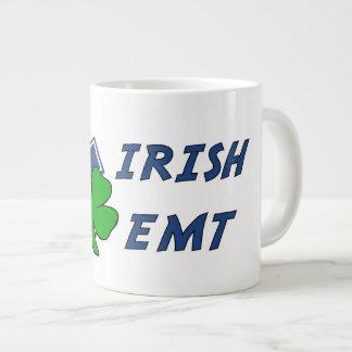 Irish EMT 20 Oz Large Ceramic Coffee Mug