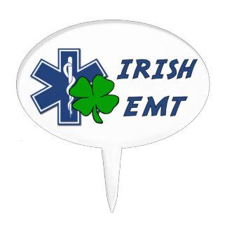 Irish EMT Cake Pick