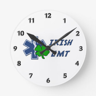 Irish EMT Clocks