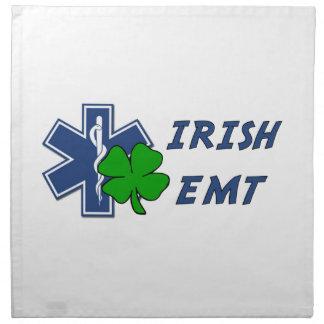 Irish EMT Cloth Napkin