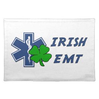Irish EMT Cloth Place Mat
