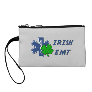 Irish EMT Coin Purse