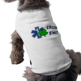 Irish EMT Doggie Tee