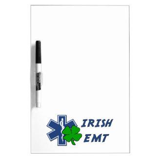 Irish EMT Dry-Erase Whiteboard