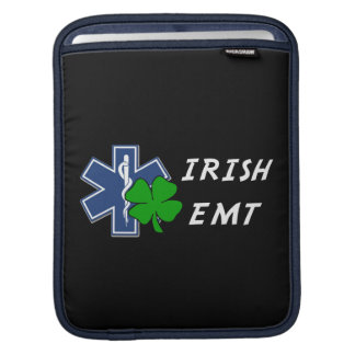 Irish EMT iPad Sleeves