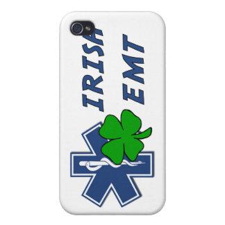 Irish EMT iPhone 4 Covers