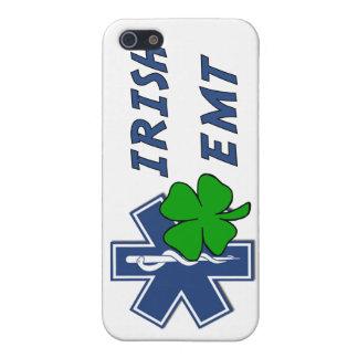 Irish EMT iPhone 5/5S Covers