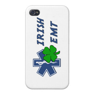 Irish EMT iPhone 4 Cases