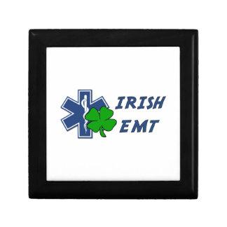 Irish EMT Jewelry Box