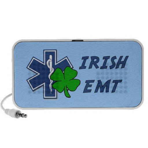 Irish EMT Laptop Speaker
