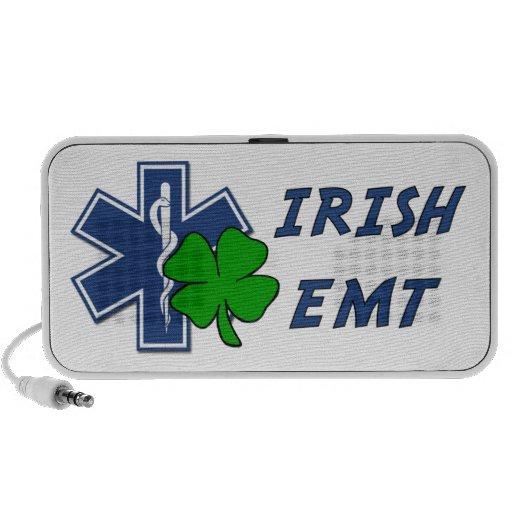 Irish EMT Laptop Speakers