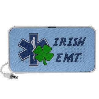 Irish EMT Notebook Speaker