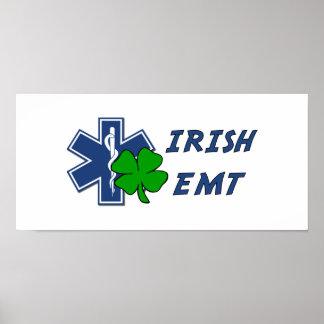 Irish EMT Print