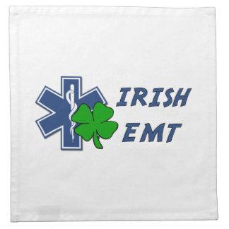 Irish EMT Printed Napkins