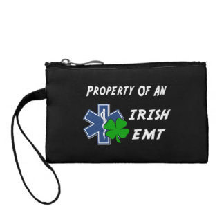 Irish EMT Property Change Purse