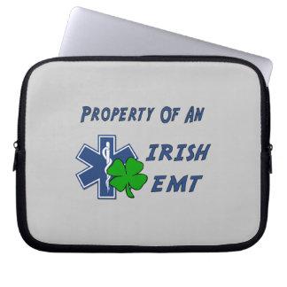 Irish EMT Property Computer Sleeve