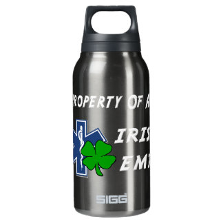 Irish EMT Property Insulated Water Bottle