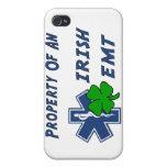 Irish EMT Property iPhone 4 Cover