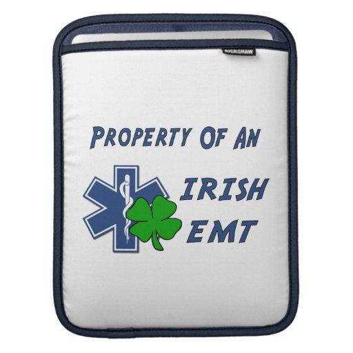 Irish EMT Property MacBook Sleeves
