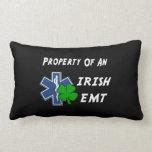 Irish EMT Property Pillows