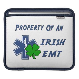 Irish EMT Property Sleeve For iPads