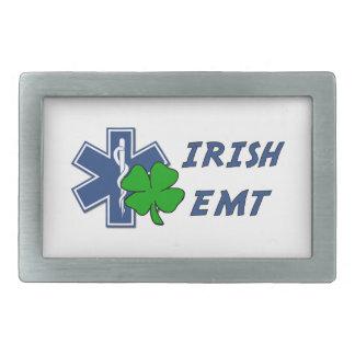 Irish EMT Rectangular Belt Buckles