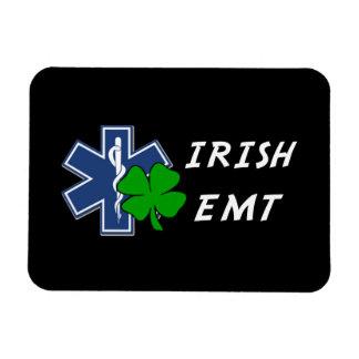 Irish EMT Vinyl Magnets