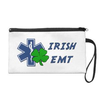 Irish EMT Wristlet Clutch