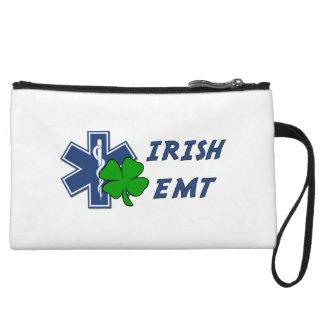 Irish EMT Wristlet Purse