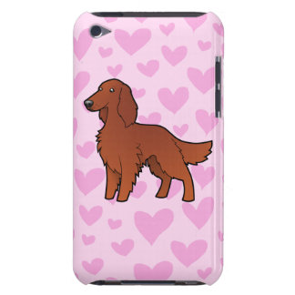 Irish / English / Gordon / R&W Setter Love iPod Case-Mate Case