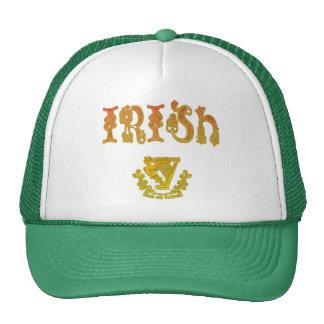 Irish Erin Go Bragh Trucker Hat