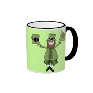 Irish Esentials Coffee Mugs