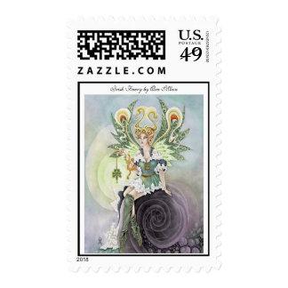 Irish Faery Stamps