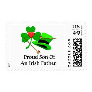 Irish Father Postage