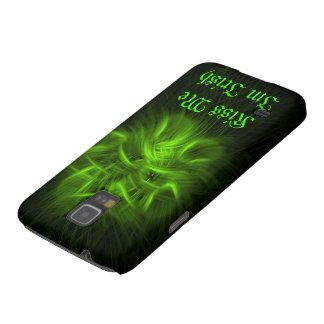 Irish Fire #1 Galaxy S5 Case