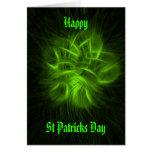 Irish Fire #1 Greeting Cards