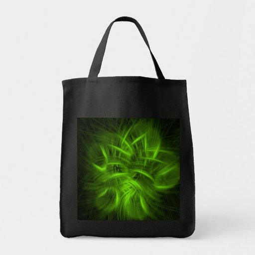 Irish Fire #1 Grocery Tote Bag