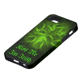 Irish Fire #1 iPhone SE/5/5s Case