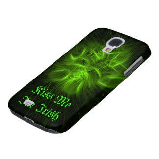 Irish Fire #1 Samsung Galaxy S4 Cover