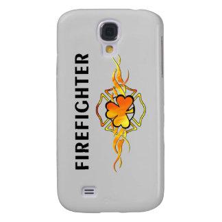 Irish Firefighter Galaxy S4 Cover