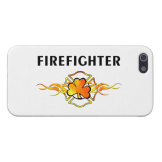 Irish Firefighter Cover For iPhone SE/5/5s