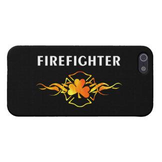 Irish Firefighter iPhone 5/5S Covers