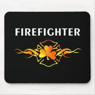 IRISH Firefighter Mousepads