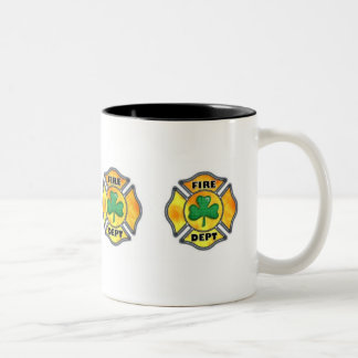 Irish Firefighter Travel Mug