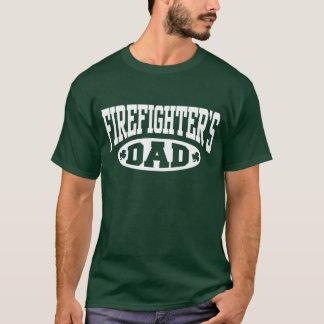 Irish Firefighter's Dad T-Shirt