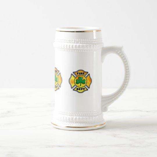 Irish Firefighters Mug